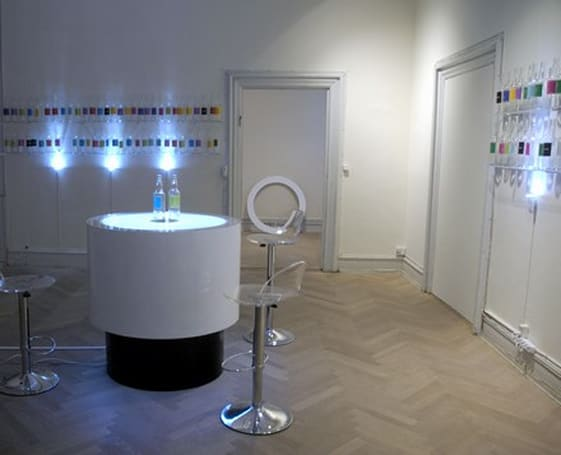 RFID Audiobar brings enjoyment to audio art