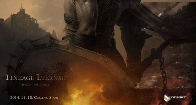 Lineage Eternal will be playable at G-Star 2014