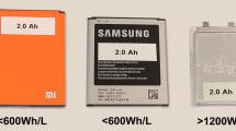 Smartphone-Batterien schon nächstes Jahr doppelt so stark