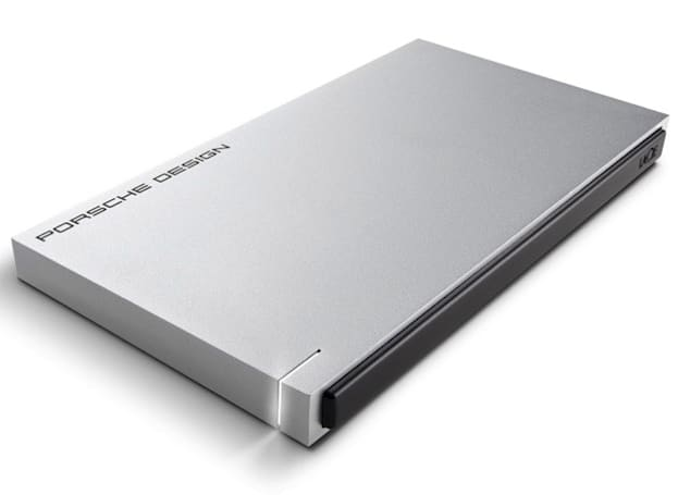 LaCie intros Porsche Design drive for Macs with SSD and USB 3.0, helps the speed match the name