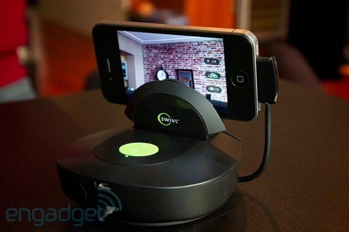 Swivl intros companion iPhone app, we make sweet video with it