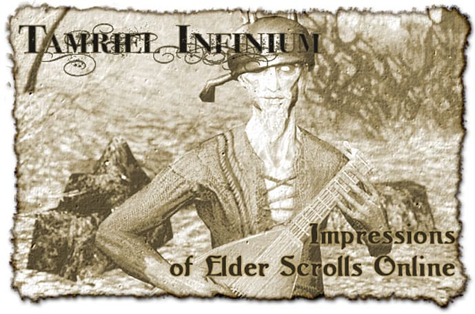 Tamriel Infinium: Story and character in The Elder Scrolls Online