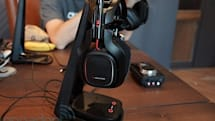 Astro Gaming A50 wireless surround sound headset hands-on (video)