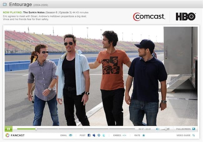 Comcast TV Everywhere launch details: December, free for existing subs, really goes anywhere