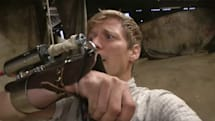 Inventor makes a real-world 'Assassin's Creed' rope launcher