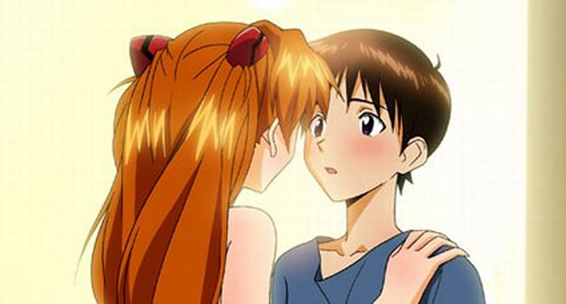 PS2 Evangelion visual novel ported over to PSP