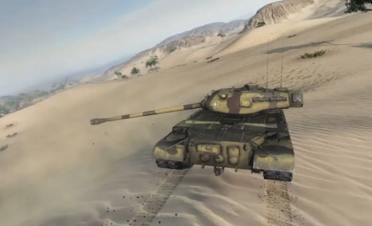 World of Tanks builds strongholds for Update 9.2