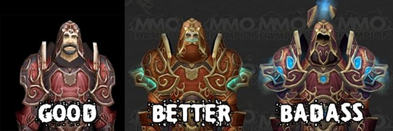 Patch 3.2 PTR Season 7 sets are the new hotness