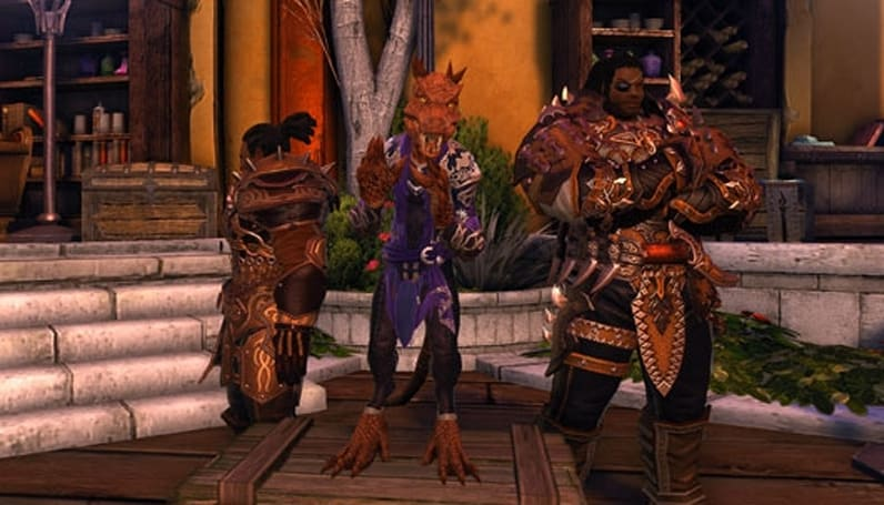 Neverwinter auctioning off five Sergeant Knox companions