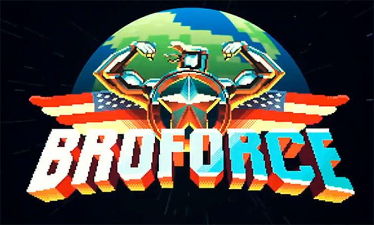 Broforce hits Steam Early Access in March, bro