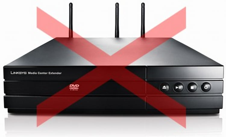 Linksys Media Extenders suddenly stop working, did Cisco pull the plug?