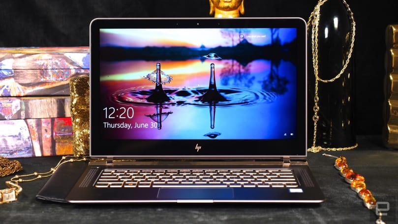 The Spectre 13.3 is the most intriguing thing HP has made in years