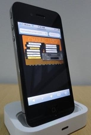 Flash ported to iPhone 4, available for download (video)