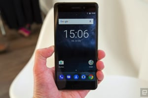 Nokia 3, Nokia 5 und Nokia 6 kommen