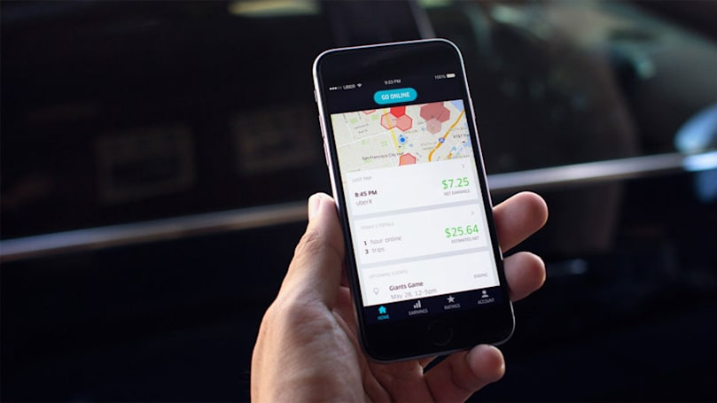 Uber's new app gives drivers more incentives to pick you up