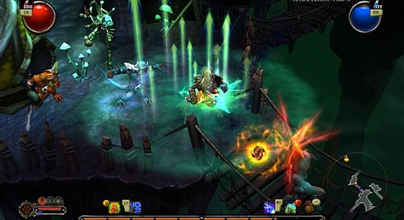 Runic taking break from Torchlight after Mac version, not working on Torchlight MMO