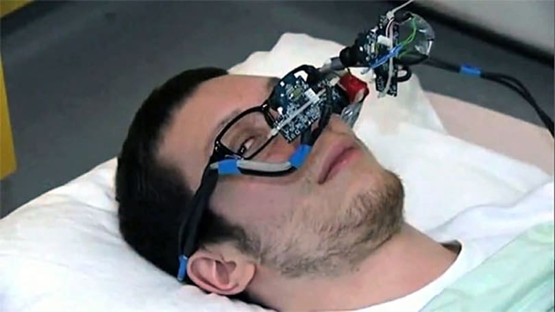 Researchers use off-the-shelf parts to let you write emails with your eyes (video)
