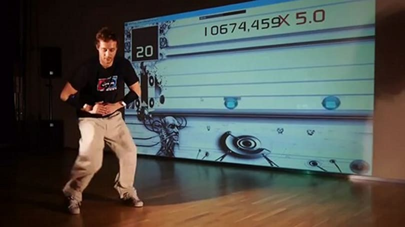 'WiiPop' dance game hacks Wiimotes and Kinect into unlikely tryst