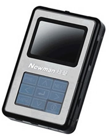 Newman D20c media player rocks out in China for $254