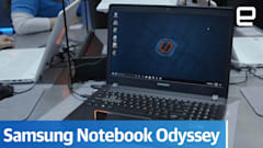 Samsung ventures back into PC gaming with the Notebook Odyssey