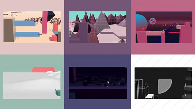 Infographics platformer Metrico charts a PS Vita release next month