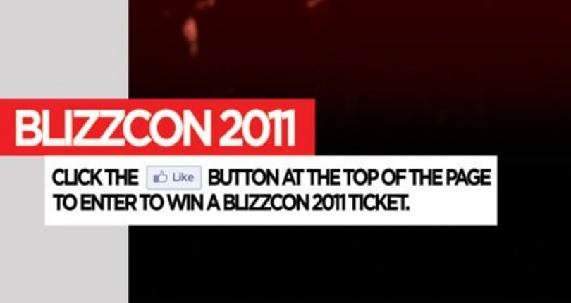 Win a BlizzCon ticket from Gamebreaker.TV