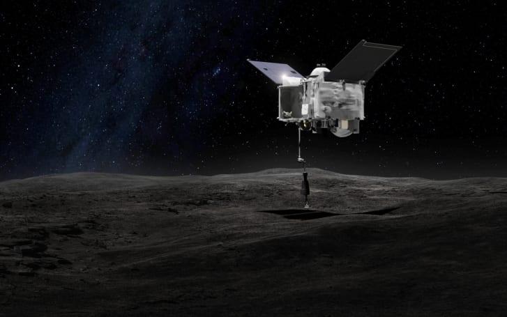 NASA's asteroid-bound OSIRIS-Rex launches Thursday