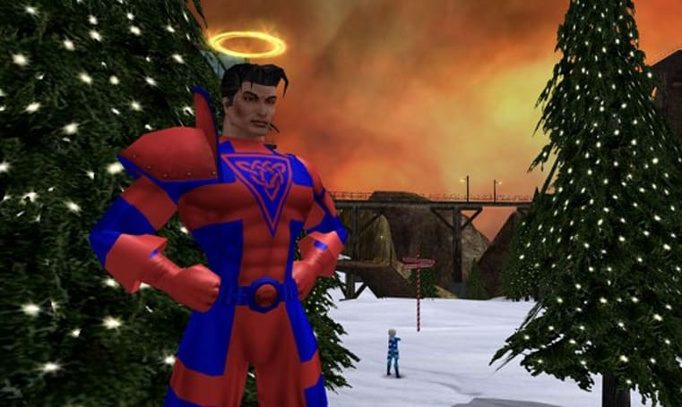 City of Heroes extends the Winter Event through the end of the month