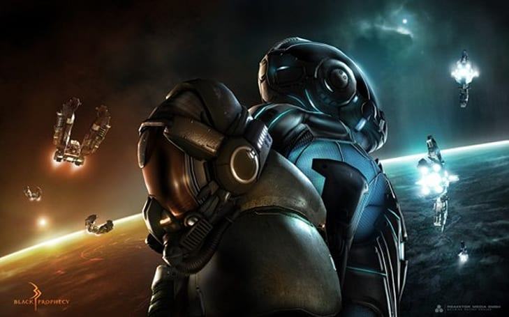 Black Prophecy patch brings new missions, fixes