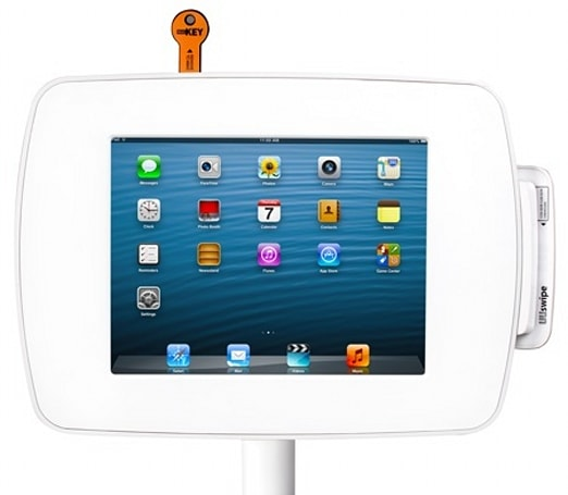 Gen 2 lilitab adds easy on/off, MagKey to iPad kiosk