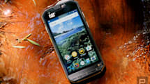 I accidentally broke the super-rugged Cat S60 smartphone