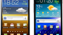 Samsung announces Galaxy S II LTE and Galaxy S II HD LTE handsets for Korean market