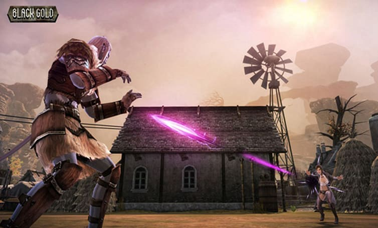 Black Gold Online introduces female-only Occultist class