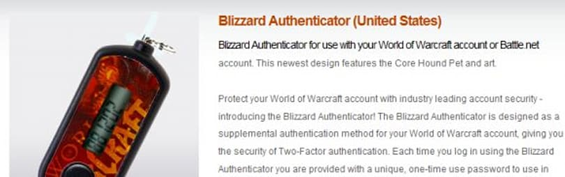 Time to get that Authenticator