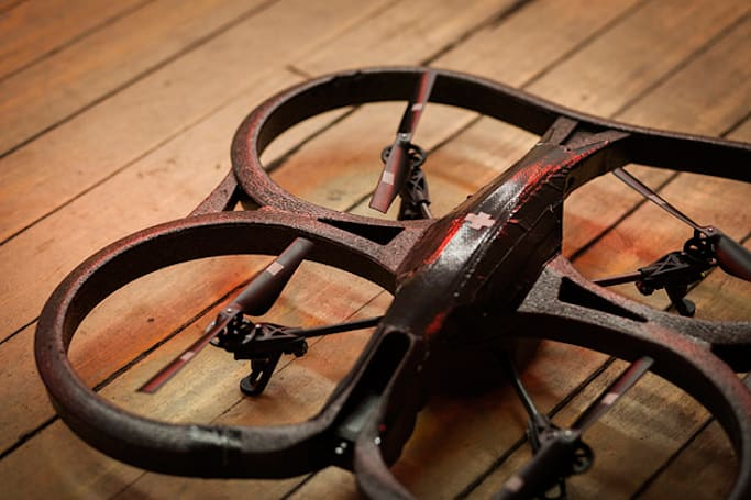 Ohio college is building a drone arena for its students