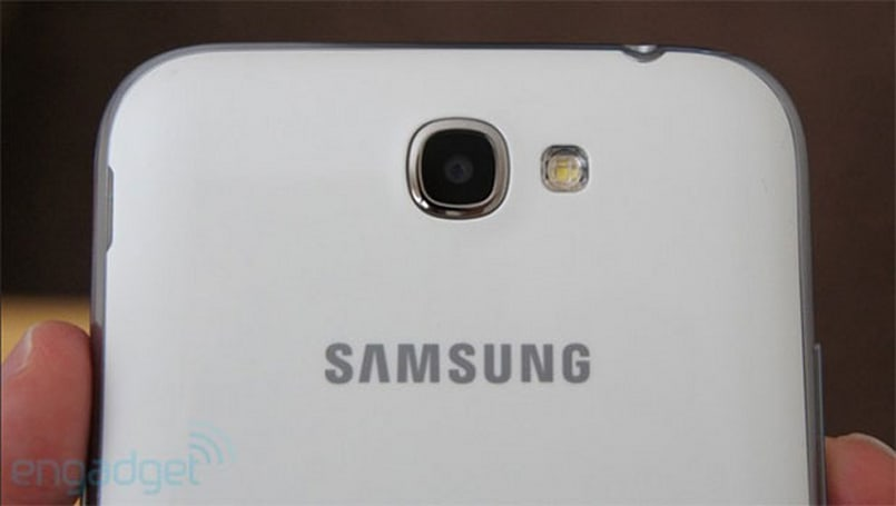 Samsung Galaxy Note III camera rumored to pack 4K video capture, high-quality audio playback