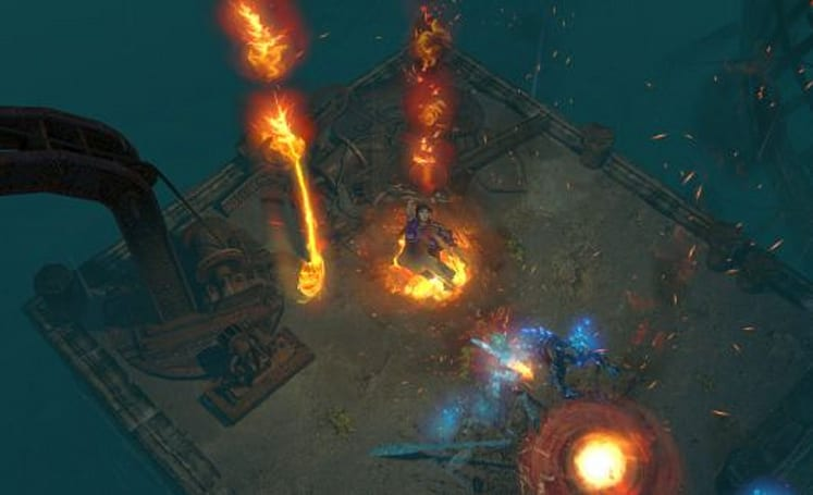 Path of Exile explains its open beta transition