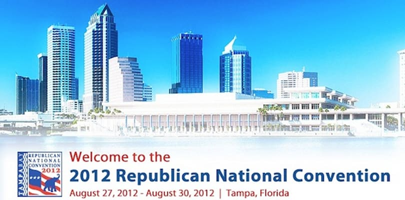 Google named official social platform of 2012 Republican National Convention