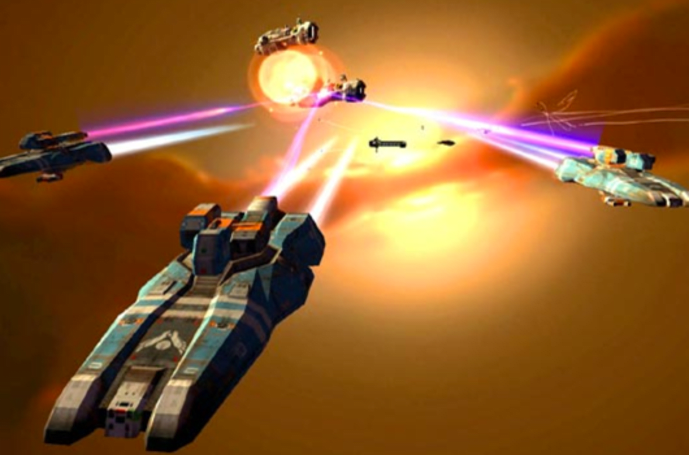 Gearbox remaking Homeworld 1 and 2 for Windows