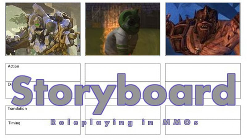 Storyboard: Using the fourth wall for good
