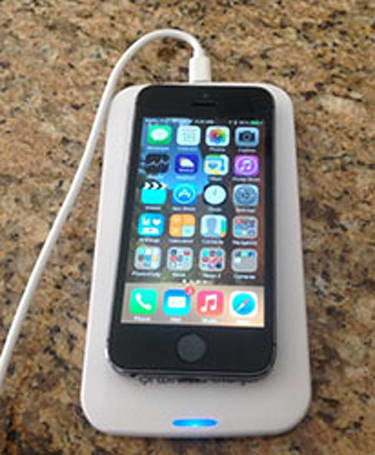 iQi Mobile Receiver: Wireless charging for the iPhone 5 family