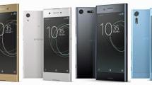 Die ersten Bilder von Sonys neuen Smartphones
