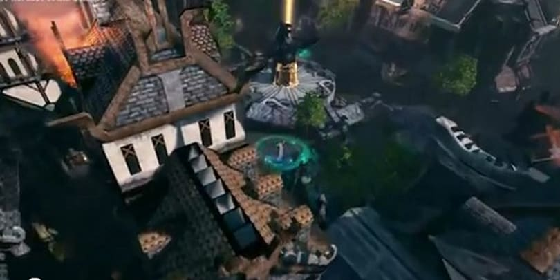 Forge beta launches, new video of map released
