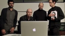 How fictional Apple fans watch a product keynote [Video]
