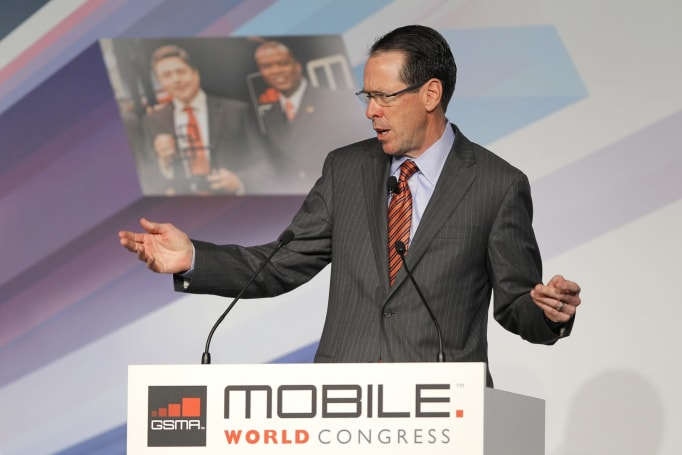 AT&T's chief is heading up a robocall 'strike force'