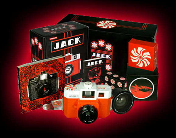 White Stripes get their own Lomography cameras
