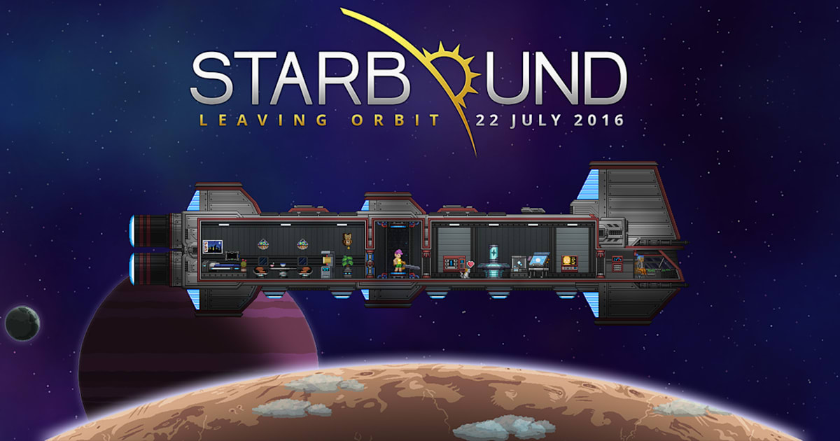 'Starbound' will be ready for everyone on July 22nd