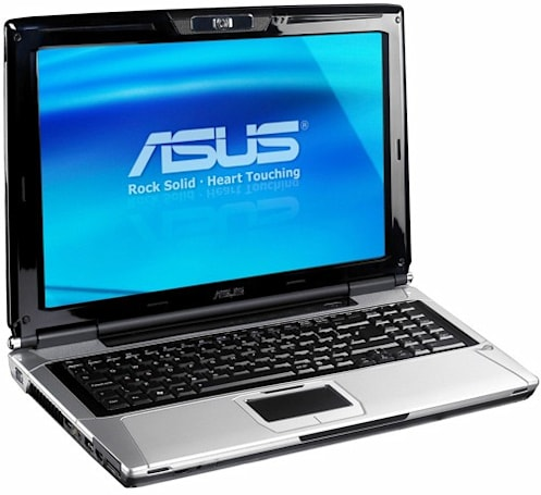 Video: ASUS G50Vt gaming laptop gets benchmarked, reviewed