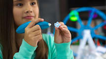 3Doodler is back with a cute, safe 3D printing pen for kids