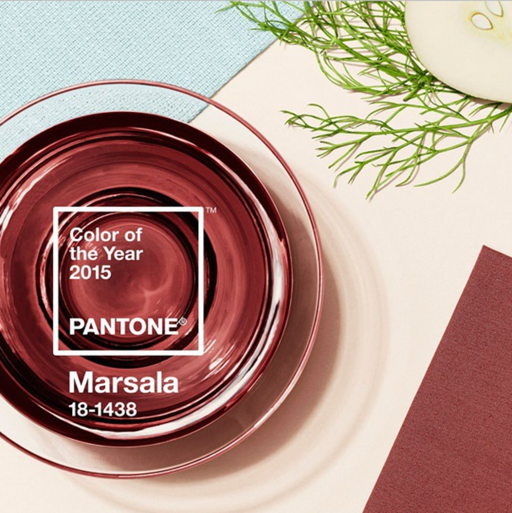 Top 9 at 9: Pantone announces the color of 2015 and more